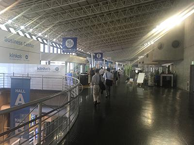 神奈川県横浜市西区みなとみらいのパシフィコ横浜